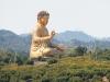 佛陀就在旁邊