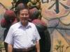 「姑山倉庫」轉型的重要推手:張清榮總幹事。 (劉己玄攝)