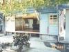 坪頂給水廠內的日式檜木辦公室
