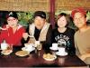 三立電視「歐吉桑遊台灣」節目,專程拍攝錄製紅豆咖啡。