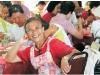 大樹「變相的產業:草魚美食」推手─王美香。〈柯武村攝〉