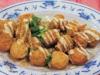 招牌菜之ㄧ:沙拉魚球。〈柯武村攝〉