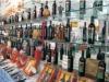 觀光休閒農場陳列的各式水果酵醋與酒品〈柯武村攝〉